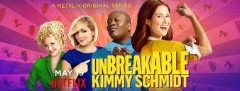 Unbreakable Kimmy Schmidt, Netflix, NBCUniversal TV, Ellie Kemper, Jane Krakowski, Tituss Burgess