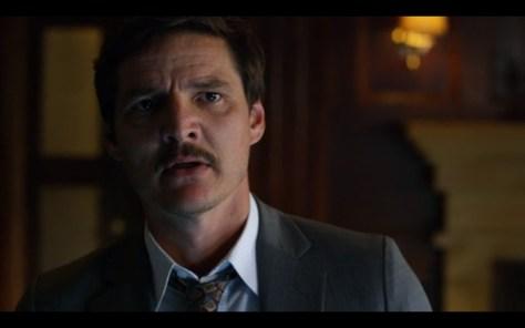 Javier Peña, Narcos, Netflix, Gaumont International Television, Pedro Pascal