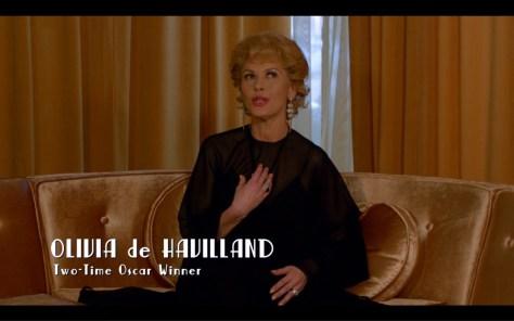 Olivia de Havilland, Feud, Feud: Bette and Joan, FX Networks, 20th Century FOX TV, Catherine Zeta Jones