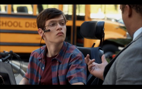 JJ DiMeo, Speechless, ABC Network, ABC Studios, 20th Century FOX TV, Micah Fowler