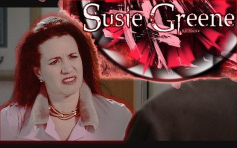 Susie Greene, Curb Your Enthusiasm, HBO, HBO Entertainment, Home Box Office, Warner Bros. TV, Susie Essman