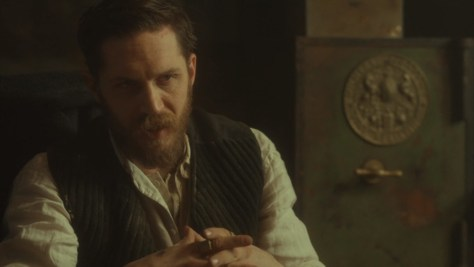 Alfie Solomons, Peaky Blinders, BBC Two, BBC Worldwide, Endemol International BV Parent, Netflix, Tom Hardy