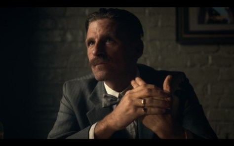 Arthur Shelby, Peaky Blinders, BBC Two, BBC Worldwide, Endemol International BV Parent, Netflix, Paul Anderson