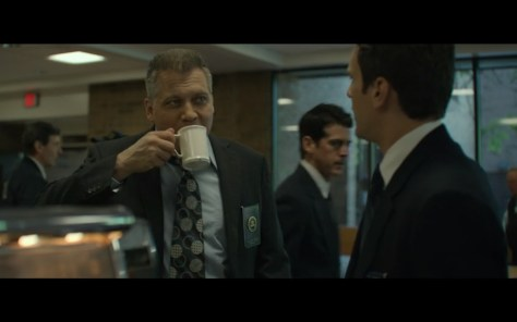Bill Tench, Mindhunter, Netflix, Holt McCallany