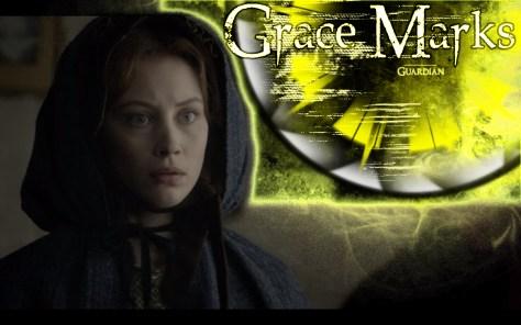 Grace Marks, Alias Grace, Netflix, CBC Television, Sarah Gadon