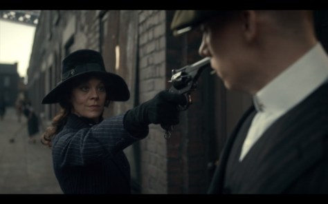 Polly Gray, Peaky Blinders, BBC Two, BBC Worldwide, Endemol International BV Parent, Netflix, Helen McCrory