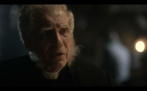 Reverend Verringer, Alias Grace, Netflix, CBC Television, David Cronenberg