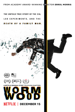 Wormwood, Netflix, Fourth Floor Productions, Moxie Pictures