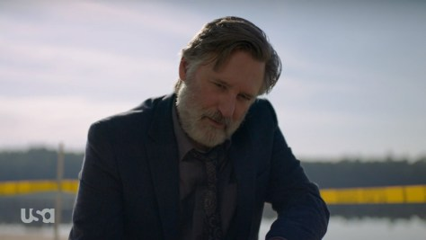 Detective Harry Ambrose, The Sinner, USA Network, NBCUniversal TV, Iron Ocean, Universal Cable Productions, Bill Pullman