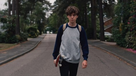 James, The End of the F***ing World, Channel 4, Netflix, Clerkenwell Films, Dominic Buchanan Productions, Alex Lawther