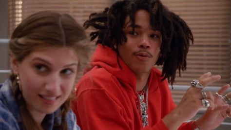 Luca Hall, Grown-ish, Freeform, Disney–ABC Domestic Television, ABC Signature Studios, Khalabo Ink Society, Cinema Gypsy Productions, Principato-Young Entertainment, Luka Sabbat