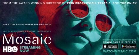 Olivia Lake, Mosaic, HBO, Sharon Stone