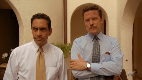 Detective Gorge Navarro, The Assassination of Gianni Versace: American Crime Story, FX Networks, 20th Century FOX TV, José Zúñiga