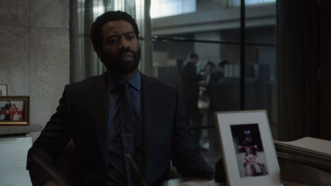 Ian Shaw, Counterpart, Starz, Gilbert Films, Anonymous Content, Gate 34, Media, Rights Capital, Starz Originals, Nicholas Pinnock