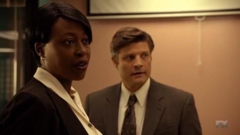 FBI Agent Talarah Gruber, The Assassination of Gianni Versace: American Crime Story, FX Networks, 20th Century FOX TV, Christine Horn