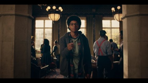Lionel Higgins, Dear White People, Netflix, SisterLee Productions, Culture Machine, Code Red, Homegrown Pictures, Roadside Attractions, Lionsgate Television, DeRon Horton