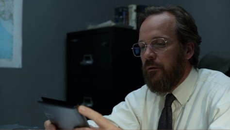 Martin Schmidt, The Looming Tower, Hulu, Wolf Moon Productions, South Slope Pictures, Jigsaw Productions, Legendary Television, Peter Sarsgaard
