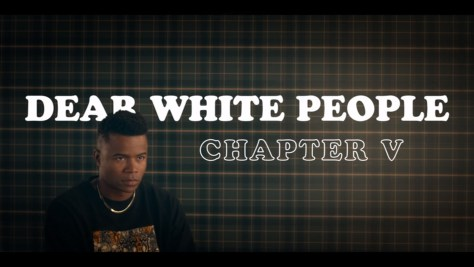 Reggie Green, Dear White People, Netflix, SisterLee Productions, Culture Machine, Code Red, Homegrown Pictures, Roadside Attractions, Lionsgate Television, Marque Richardson