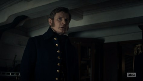 George Hodgson, The Terror, AMC, AMCtv, Scott Free Productions, Entertainment 360, Emjag Productions, AMC Studios, Christos Lawton