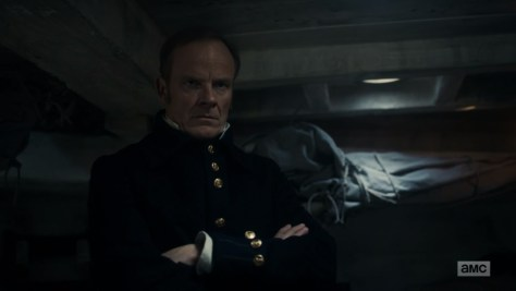 Dr. Stephen Stanley, The Terror, AMC, AMCtv, Scott Free Productions, Entertainment 360, Emjag Productions, AMC Studios, Alistair Petrie