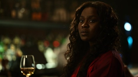 Bilquis , American Gods, Starz, Living Dead Guy, J.A. Green Construction Corp., The Blank Corporation, FremantleMedia North America, Starz Originals, Lionsgate Television, Yetide Badaki