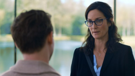 Dr. Athena Morrow, Humans, AMC, Channel 4, Kudos, AMC Studios, Carrie-Anne Moss