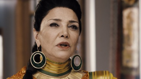Chrisjen Avasarala, The Expanse, SyFy, NBCUniversal, Amazon Prime, Penguin in a Parka, SeanDanielCo, Alcon Entertainment, Alcon Television Group, Shohreh Aghdashloo