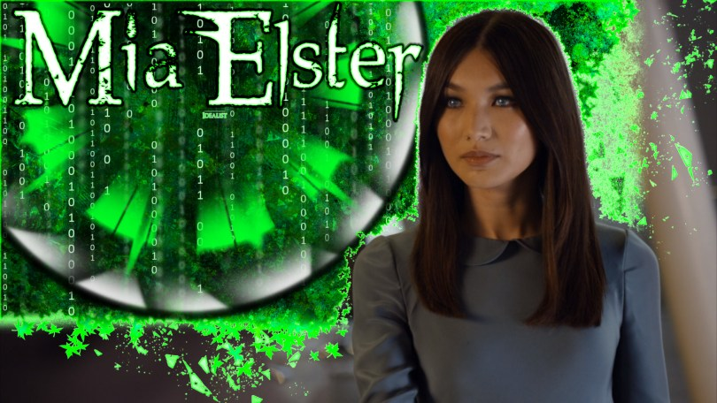 Mia Elster, Humans, AMC, Channel 4, Kudos, AMC Studios, Gemma Chan