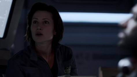 Rebecca Byers, The Expanse, SyFy, NBCUniversal, Amazon Prime, Penguin in a Parka, SeanDanielCo, Alcon Entertainment, Alcon Television Group, Krista Morin
