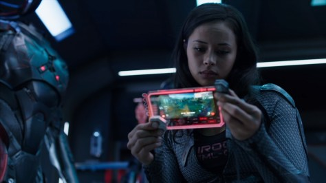 Roberta Draper, The Expanse, SyFy, NBCUniversal, Amazon Prime, Penguin in a Parka, SeanDanielCo, Alcon Entertainment, Alcon Television Group, Frankie Adams