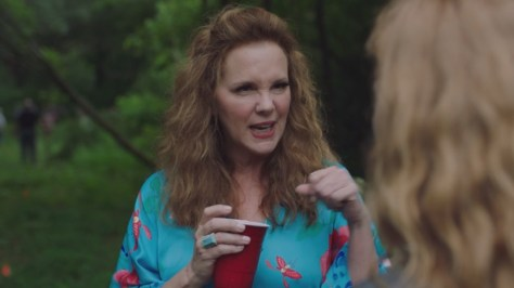 Jackie O'Neill, Sharp Objects, HBO, Home Box Office Inc., HBO Entertainment, Crazyrose, Fourth Born, Blumhouse Television, Tiny Pyro, Entertainment One, Elizabeth Perkins