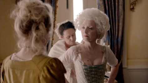 Lydia Quigley, Harlots, Hulu, Monumental Pictures, ITV Encore, ITV plc, Lesley Manville