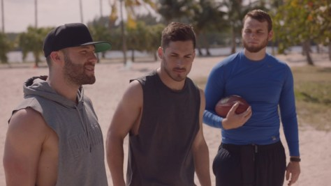 Julian Edelman, Ballers, HBO, Home Box Office Inc., HBO Entertainment, Warner Bros. Television Distribution, Film 44, Seven Bucks Entertainment, Leverage Entertainment, Closest to the Hole Productions