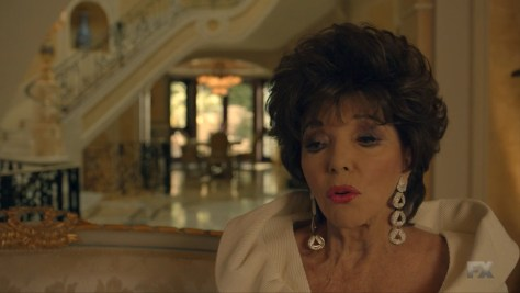 Evie Gallant, American Horror Story: Apocalypse, FX Networks, FX, 20th Century Fox Television, Ryan Murphy Productions, Brad Falchuk Teley-Vision, 20th Television, Joan Collins