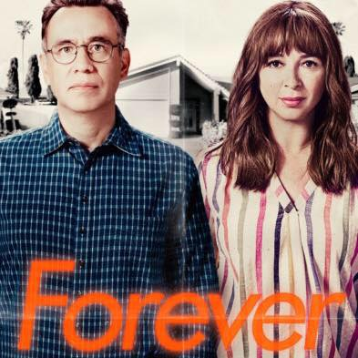 Forever, Amazon Prime Video, Alan Yang Pictures, Normal Sauce, 3 Arts Entertainment, Brillstein Entertainment Partners, Universal Television, Amazon Studios, Amazon Video