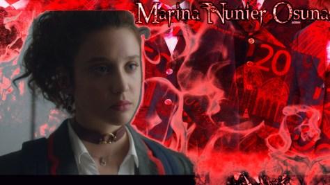 Marina Nunier Osuna, Élite, Netflix, Zeta Producciones, María Pedraza