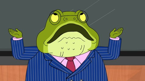 Mr. Witherspoon, BoJack Horseman, Netflix, The Tornante Company, Boxer vs. Raptor, ShadowMachine, Debmar-Mercury, Stephen Colbert