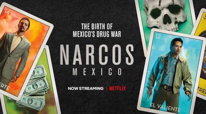 Narcos: Mexico, Netflix, Gaumont International Television