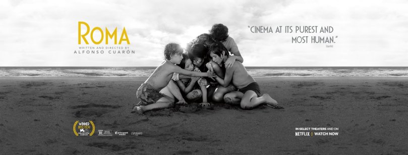 Roma, Netflix, Participant Media, Esperanto Filmoj