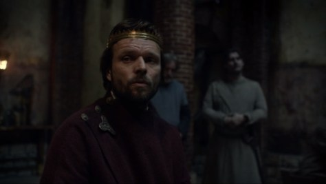 King Aethelred, The Last Kingdom, BBC Two, BBC America, Netflix, Carnival Film and Television, Alec Newman