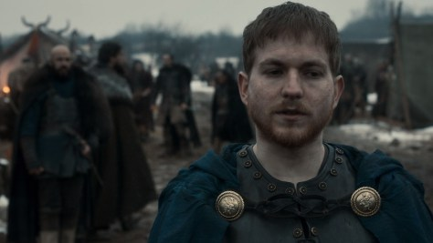 Aethelwold, The Last Kingdom, BBC Two, BBC America, Netflix, Carnival Film and Television, Harry McEntire