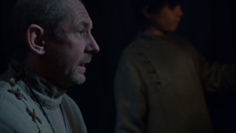 Beocca, The Last Kingdom, BBC Two, BBC America, Netflix, Carnival Film and Television, Ian Hart