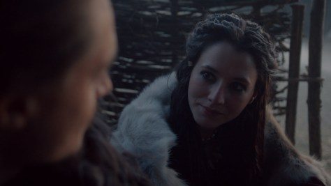 Queen Iseult, The Last Kingdom, BBC Two, BBC America, Netflix, Carnival Film and Television, Charlie Murphy