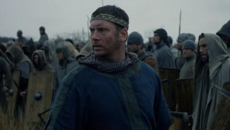 King Osbert, The Last Kingdom, BBC Two, BBC America, Netflix, Carnival Film and Television, Matt Devere