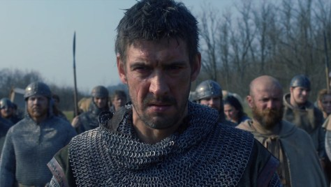 Leofric, The Last Kingdom, BBC Two, BBC America, Netflix, Carnival Film and Television, Adrian Bower