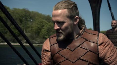 Ragnar Ragnarson, The Last Kingdom, BBC Two, BBC America, Netflix, Carnival Film and Television, Tobias Santelmann