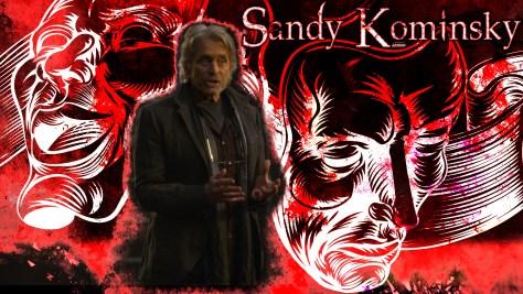 Sandy Kominsky, The Kominsky Method, Netflix, Chuck Lorre Productions, Warner Bros. Television, Michael Douglas