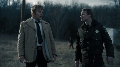 Young Deputy, True Detective, HBO, HBO Entertainment, Home Box Office Inc., Anonymous Content, Parliament of Owls, Passenger, Neon Black, Lee Caplin / Picture Entertainment, Warner Bros. Television Distribution, John Charles Dickson