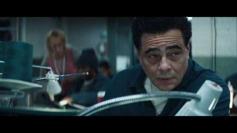 Richard Matt, Escape at Dannemora, Showtime, Michael De Luca Productions, Red Hour Productions, Benicio Del Toro
