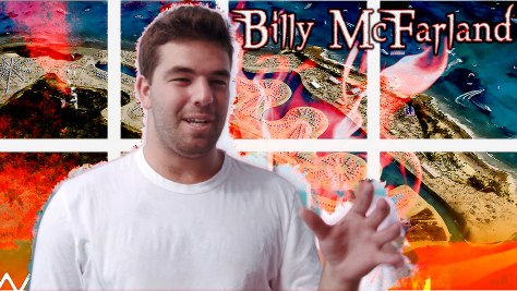 Billy McFarland, Fyre: The Greatest Party That Never Happened, Netflix, Jerry Media, Library Films, Vice Studios